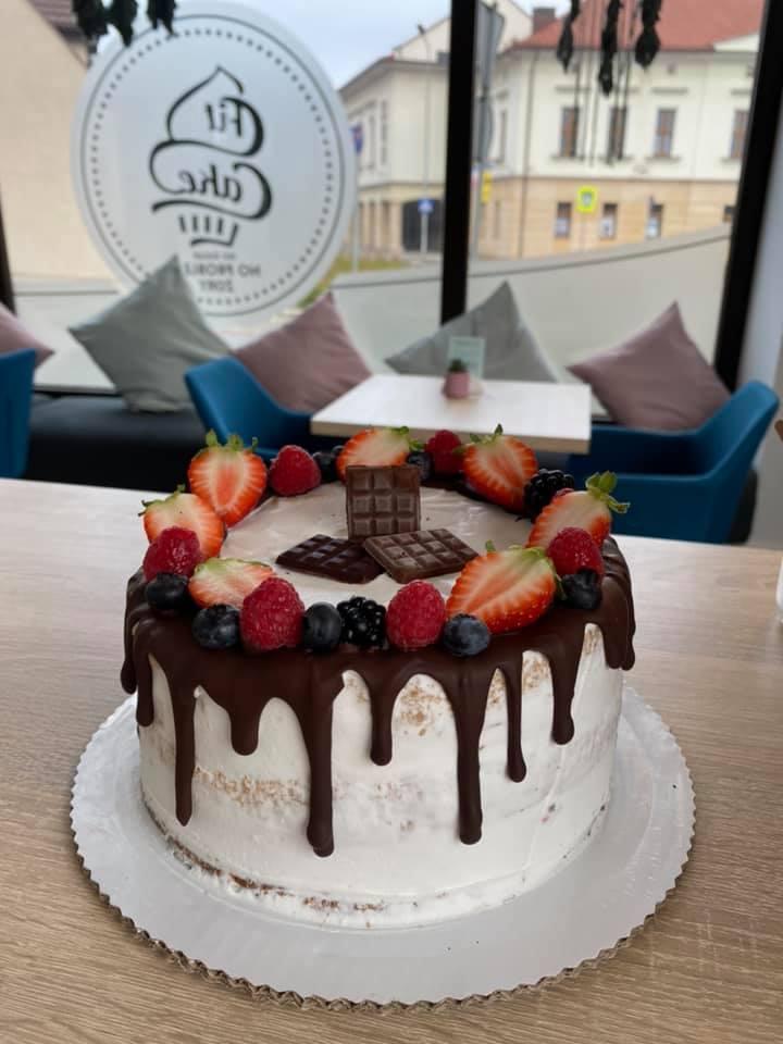 Fit Cake w Żorach na Śląsku