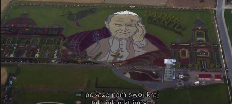 Fragment spotu Poland: the Royal Tour