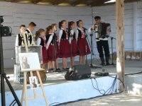 W Zaborowiu odbył się Wakacyjny Festiwal Muzyki Ludowej.