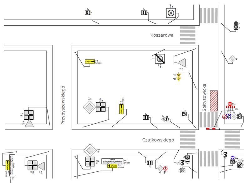Awaria wodociągowa i zamknięta ulica na Sołtysowicach