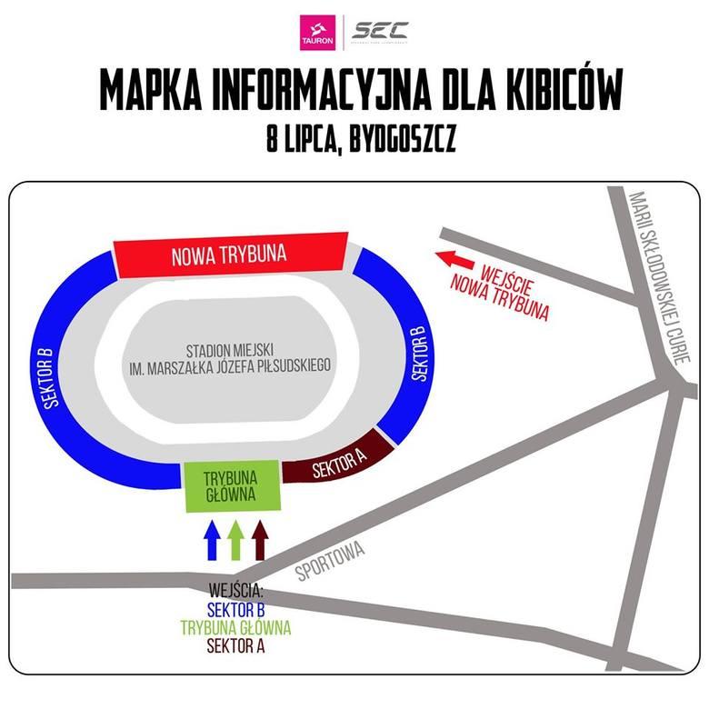 II runda Tauron SEC w Bydgoszczy. Ważne informacje dla kibiców [program zawodów]
