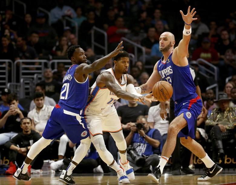 Przygoda Marcina Gortata z Los Angeles Clippers dobiegła końca.