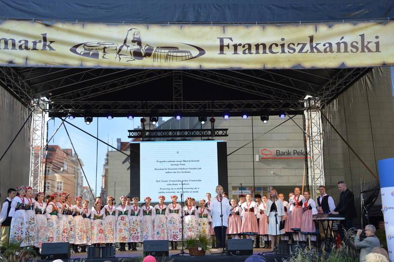 Franciszkanie zapraszają na jarmark w sobotę i niedzielę.