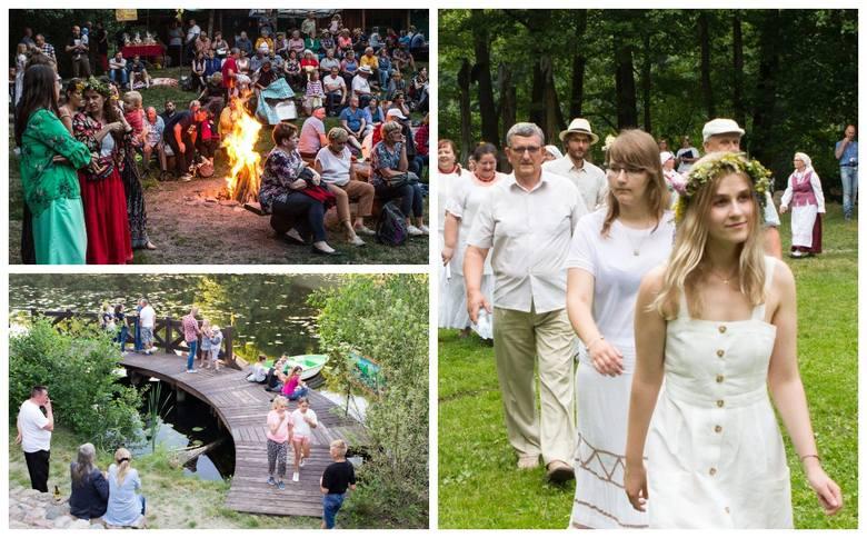 W Suwalskim Parku Krajobrazowym odbyły się 19 czerwca Noc Świętojańska oraz Świętojańska Wędrówka. Zapraszamy do obejrzenia fotorelacji.