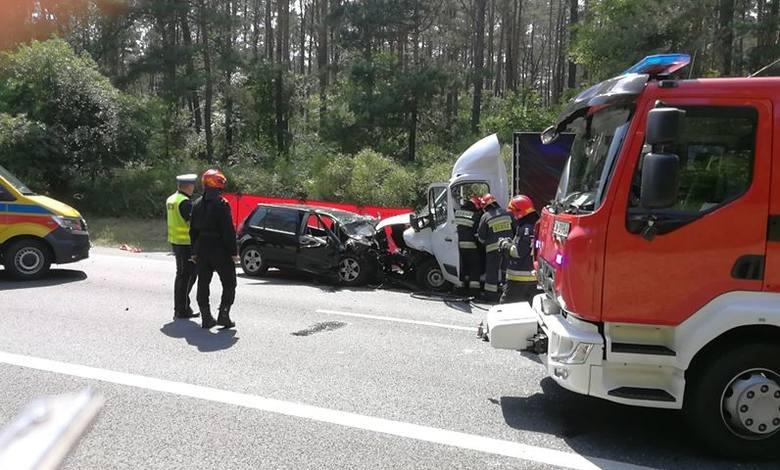 Po godzinie 13 (11 czerwca) Wojewódzka Komenda Straży Pożarnej w Toruniu otrzymał zgłoszenie o zdarzeniu drogowym na drodze krajowej numer 91. Szczegóły
