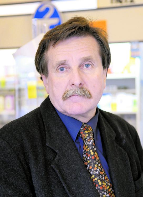 Krzysztofem Przystupą, prezesem Lubelskiej Izby Aptekarskiej