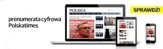Czytaj Polskatimes bez żadnych ograniczeń