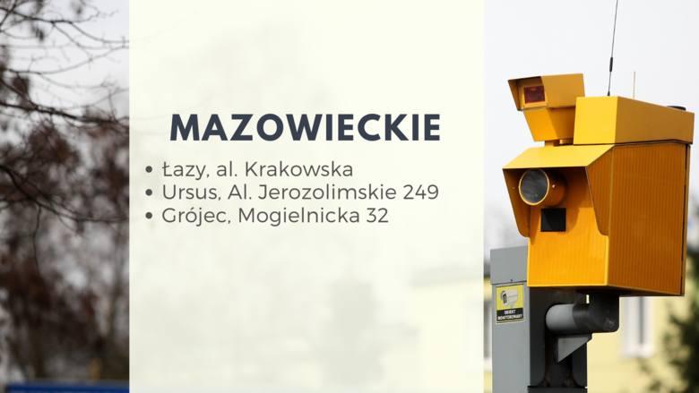 Ogłoszono przetarg na zakup oraz instalację 26 fotoradarów, które usytuowane zostaną w najbardziej niebezpiecznych miejscach w kraju. Urządzenia pojawią