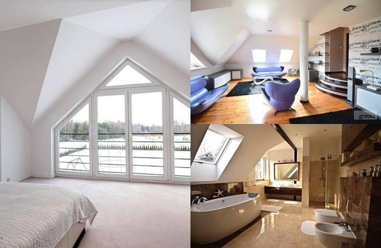 Oto aktualnie najdroższe domy wystawione na sprzedaż we Białymstoku i okolicy, czy ich wnętrza są bardzo luksusowe? Zobacz jak wyglądają w środku najdroższe