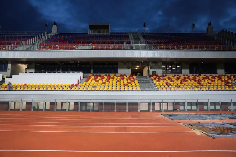 Stadion Daugava w Rydze