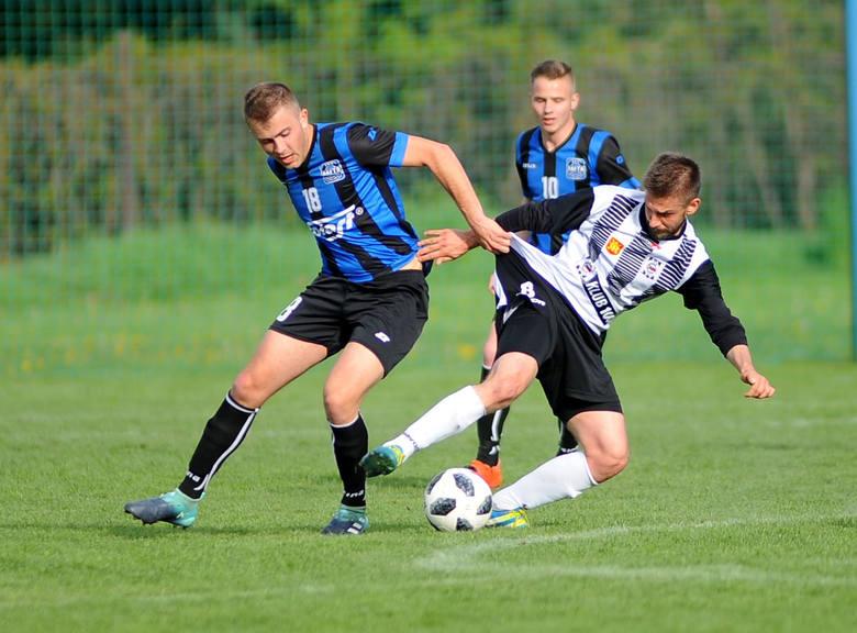 Czarni Jasło ograli Naftę Jedlicze 1:0 po golu Rodaka.