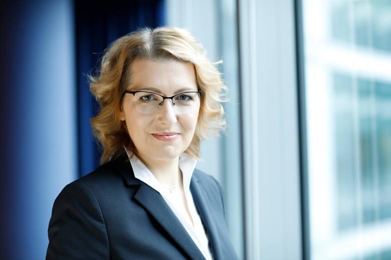 Dorota Wysokińska-Kuzdra, partner, dyrektor działu Corporate Finance CEE w Colliers International.