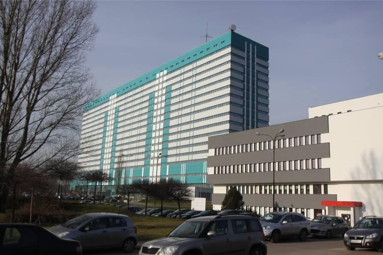 Centrum Kliniczno-Dydaktyczne przy ul. Pomorskiej w Łodzi