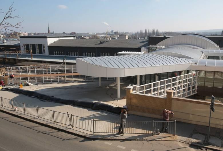 Przebudowa dworca PKP w Szczecinie. Kiedy koniec? [zdjęcia]