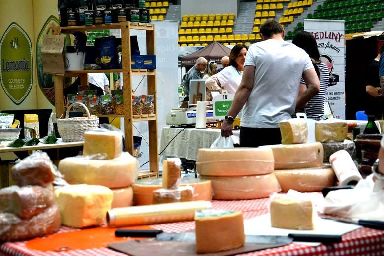 Zaprezentują się także regionalni producenci.