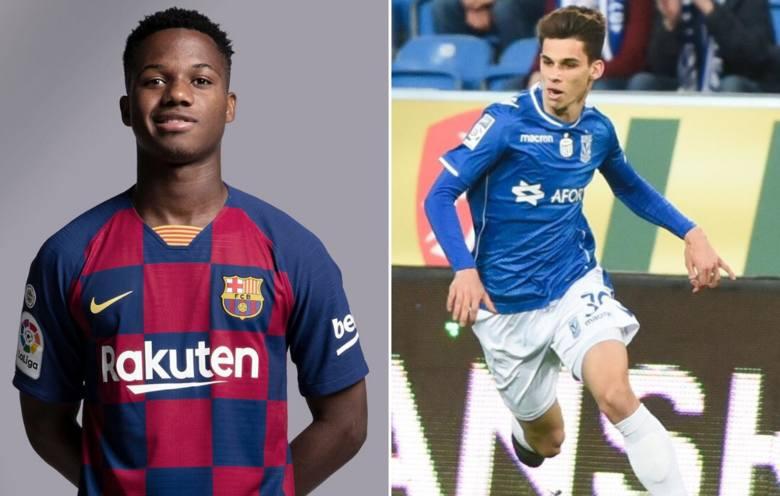 Na treningi przywozi go ojciec. Ansu Fati to objawienie FC Barcelony. Nastoletni napastnik pierwsze mecze i gole w La Lidze zaliczył w tym sezonie. Ostatnio