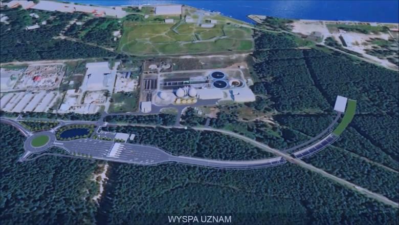Wizualizacja tunelu pod Świną. Inwestycja może wynieść ponad miliard złotych
