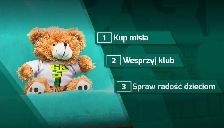 Górnik Łęczna planuje zapełnić trybuny stadionu maskotkami