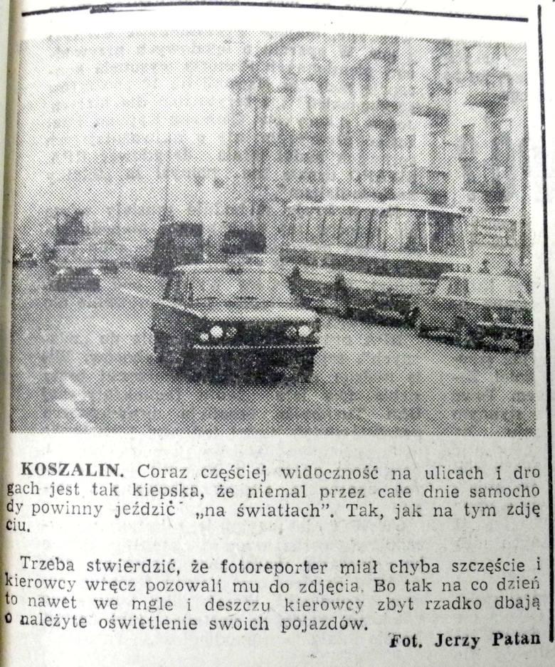 """Na przełomie lat 1978-1979 Polskę nawiedziła zima, która później zyskała miano """"zimy stulecia"""". Zajrzeliśmy do wydań Głosu z tego okresu."""