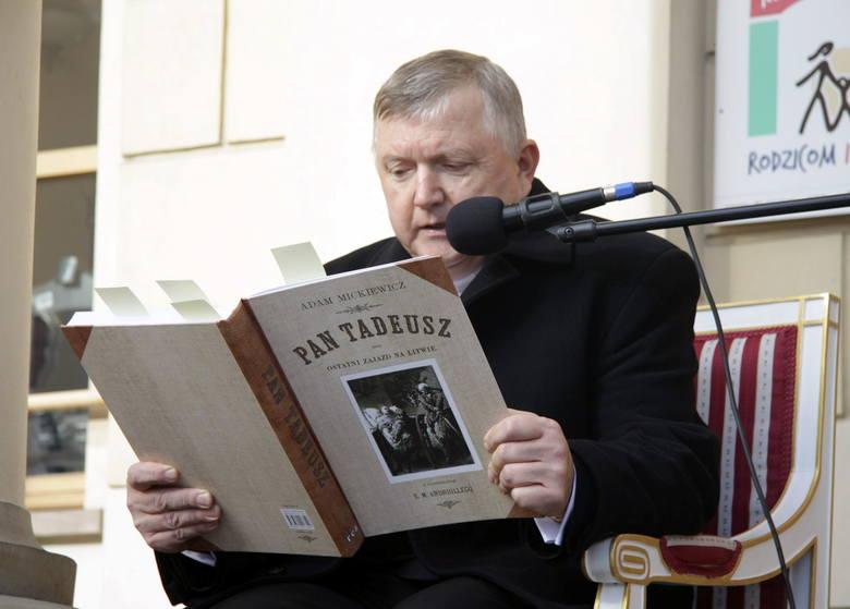Kwadrans z polską literaturą klasyczną