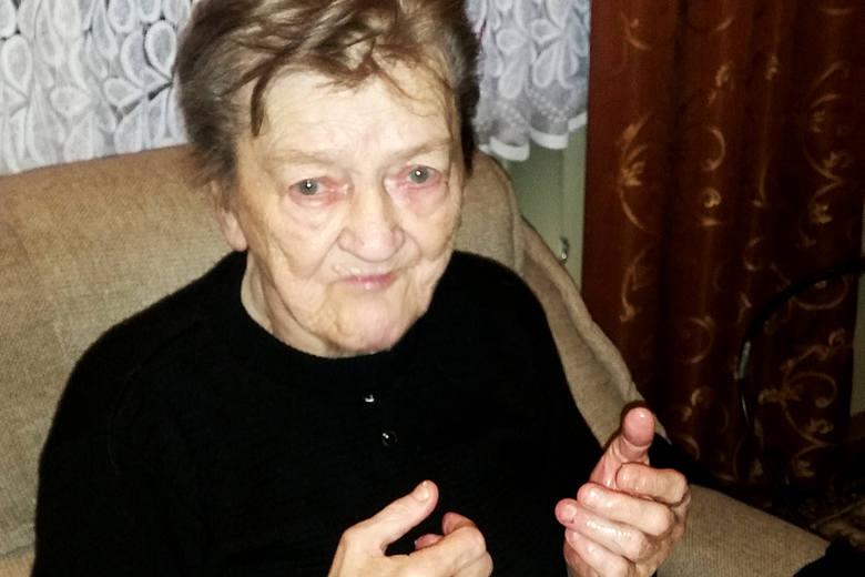 Pani Czesława Mularczuk