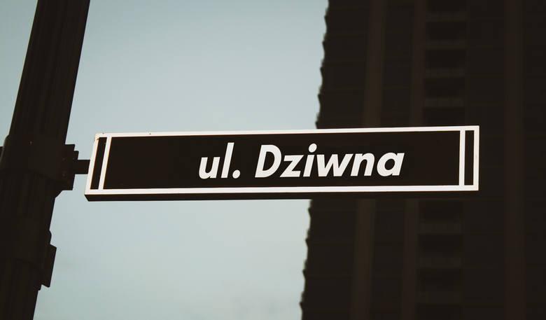 Najdziwniejsze nazwy ulic w Polsce - chcielibyście tu zamieszkać?