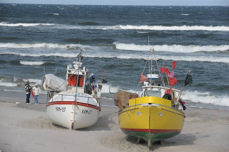 To akurat jedno z najbardziej znanych miejsc na tej liście. Piaski to dawna rybacka wioska na Mierzei Wiślanej, obecnie część obleganej Krynicy Morskiej