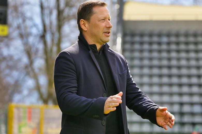 Wtorkowy mecz Radomiaka z GKS w Tychach, będzie 100 w roli trenera radomskiego zespołu Dariusza Banasika. Dariusz Banasik objął Radomiaka 25 czerwca