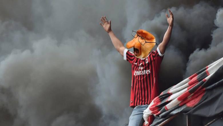 Krzysztof Piątek strzela dla Milanu, internauci komentują [MEMY]