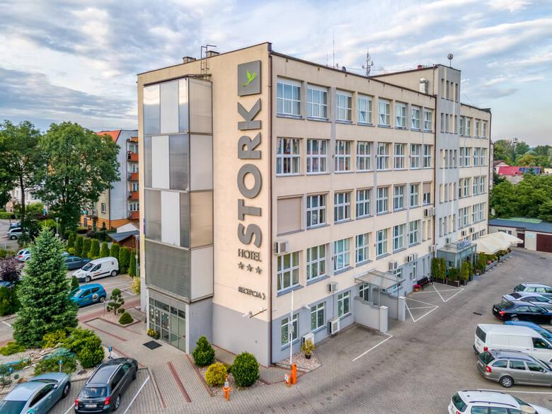 Hotel Stork w Brodnicy