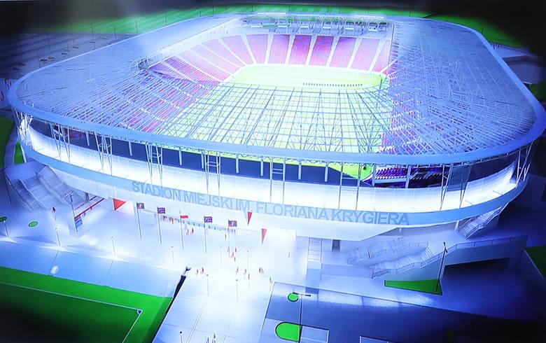 Umowy podpisane: nowe wiadomości o stadionie Pogoni [wizualizacje]