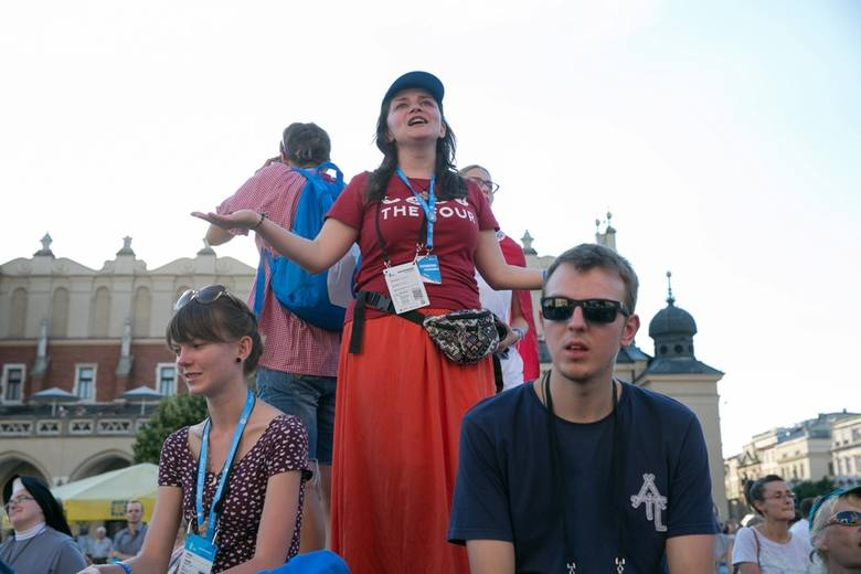Kraków w barwach świata [ZDJĘCIA]