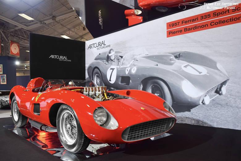 Ferrari 335 Sport Scaglietti - Leo Messi