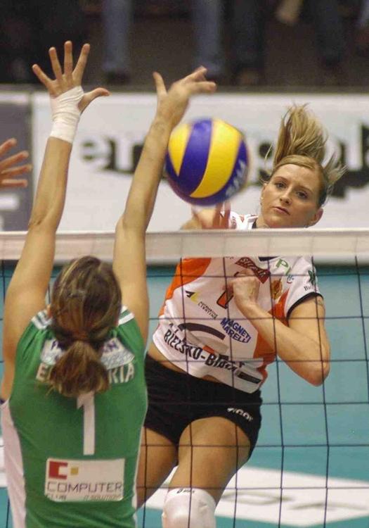 W ataku Anna Barańska