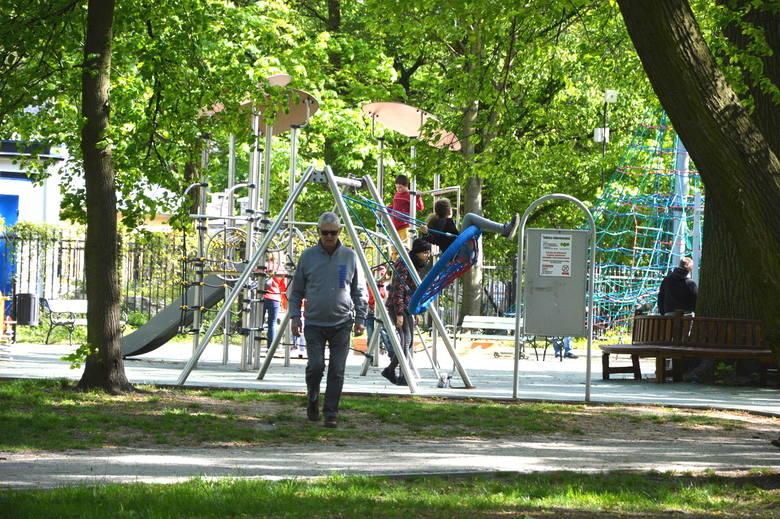 Piękne oblicze Parku Miejskiego w Skierniewicach [ZDJĘCIA]