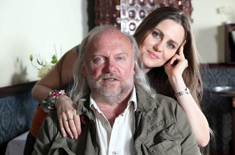 Andrzej i Maja Sikorowscy.