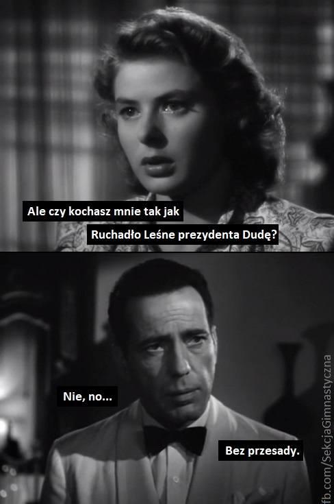 Andrzej Duda i Jolka Rosiek to źródło memów. Internauci znów tworzą memy z prezydentem. Czy Andrzej Duda ma psychofankę? [24.02.2020 r.]