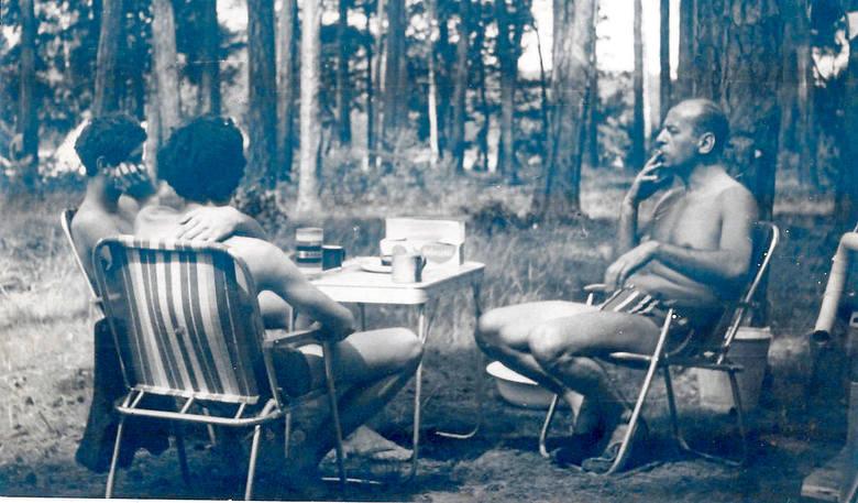 Wakacje nad jeziorem w Olejnicy. Luz, kajaki, żaglówki, nurkowanie, pływanie, spanie pod namiotem...
