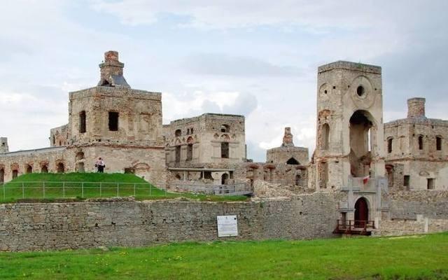 Zamek Krzyżtopór.