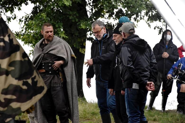 W rejonie starorzecza Krajskie w Spytkowicach trwają prace nad serialem dla platformy Netflix.