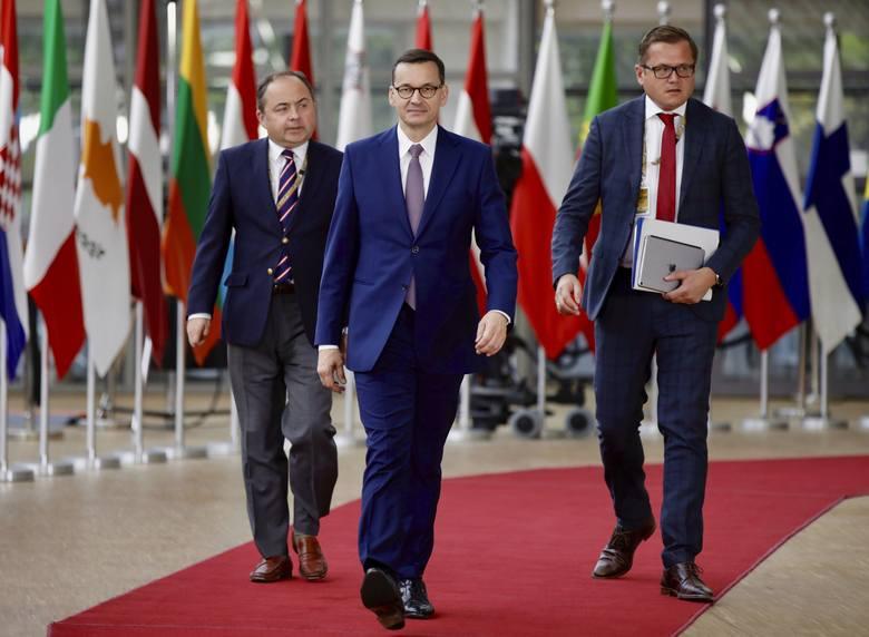 Wybór nowych władz UE. Sukces Polski, ale bez stanowisk
