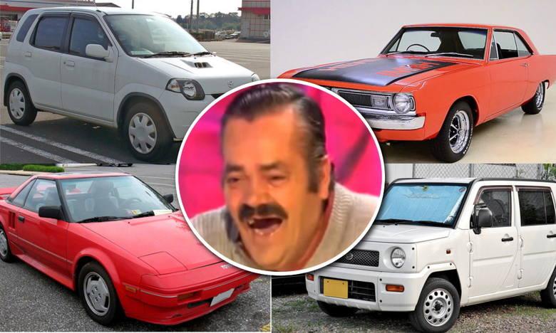 Lista motoryzacyjnych wpadek, jeśli chodzi o nazwy modeli aut, jest długa. Wybraliśmy 11 samochodów, których nazwy budziły śmiech, zażenowanie i konsternację