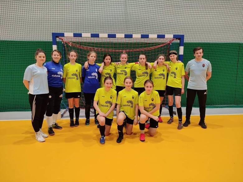 Akademia Piłkarska Dziewcząt Ekosport Białystok