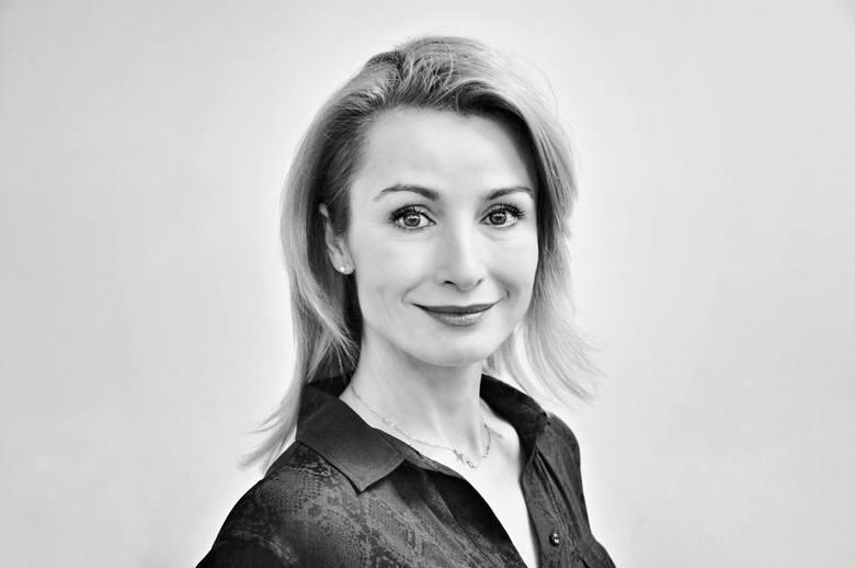 Joanna Brodzik, znana polska aktorka będzie gościem spotkania online, które organizuje Pińczowskie Samorządowe Centrum Kultury.