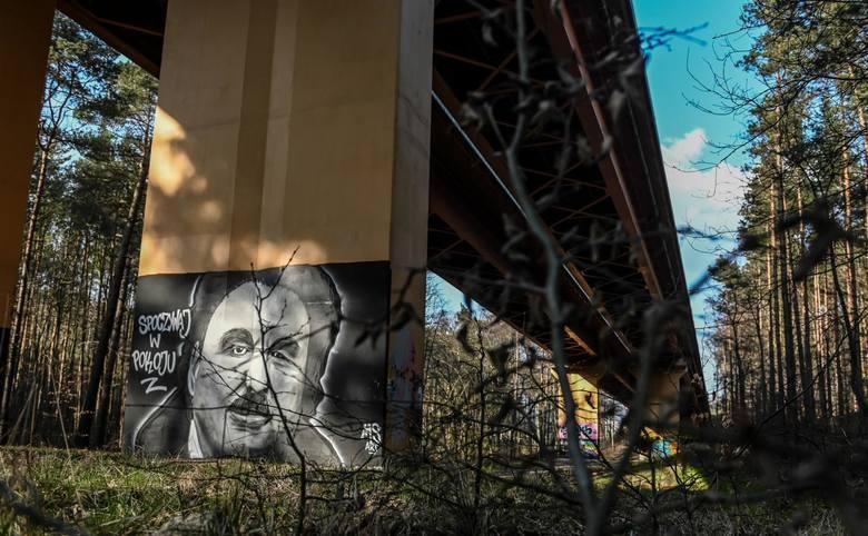 Mural upamiętniający Krzysztofa Krawczyka