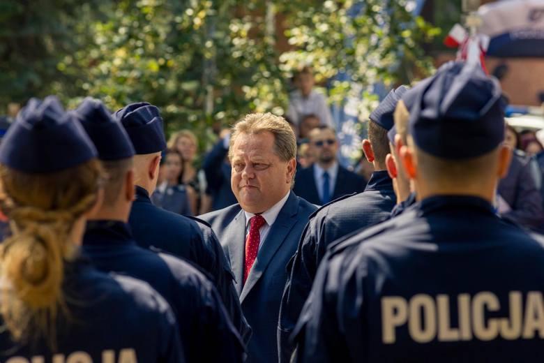 Jarosław Zieliński żegna się z rządem