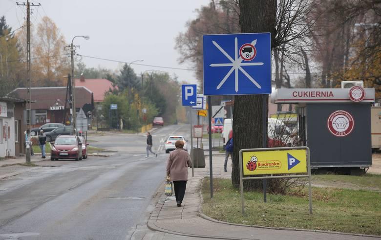 To jedyne takie skrzyżowanie w Polsce - zabytkowe, ale i bardzo niebezpieczne...