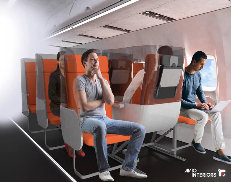 Bezpieczne fotele pozwolą na bezpieczne loty?