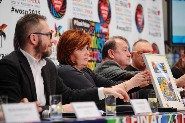 Podczas czwartkowej konferencji prasowej Wielkiej Orkiestry Świątecznej Pomocy Jurek Owsiak dał się ponieść emocjom