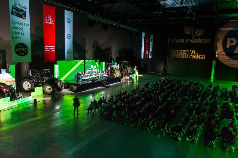 """W 5. Forum Rolniczym """"Gazety Pomorskiej', zorganizowanym przez PPG, udział wzięło blisko 500 gości"""